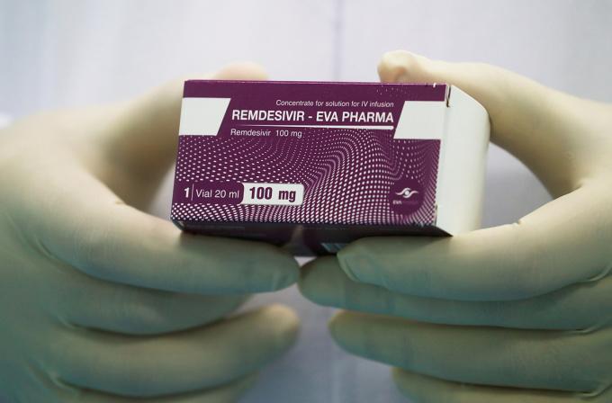 Khuyến nghị dùng thuốc kháng virus điều trị Covid-19