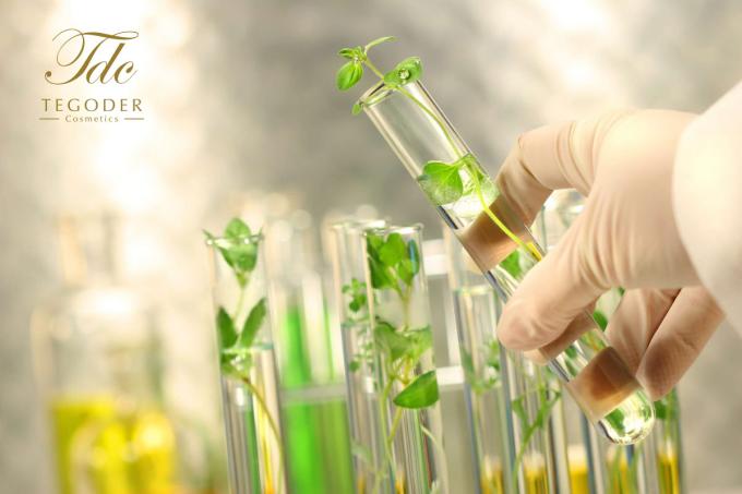 Đặc trưng của Tegoder Cosmetics là các nguyên liệu từ thiên nhiên được lựa chọn khắt khe.