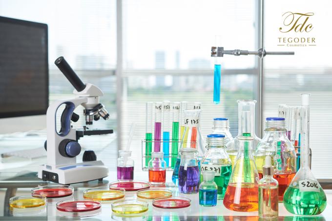 Tegoder Cosmetics luôn chú trọng đầu tư cho khu vực nghiên cứu và phát triển hệ thống.