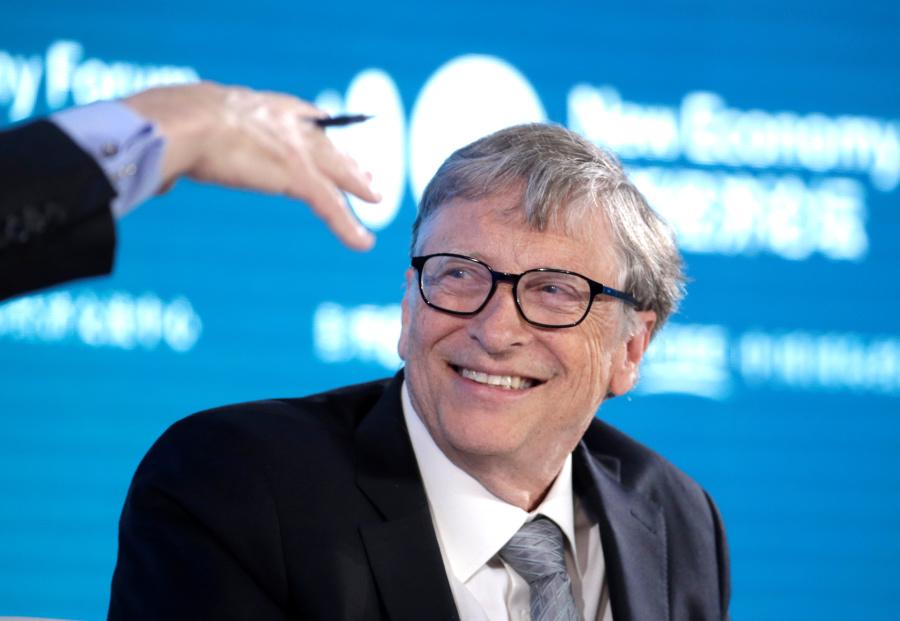 Bill Gates kêu gọi phân phối vaccine Covid-19 công bằng
