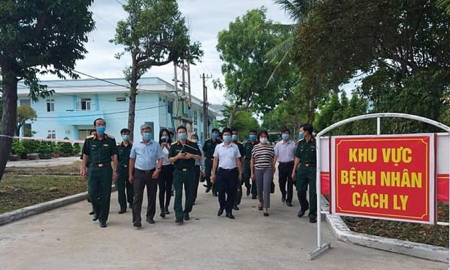 Bệnh viện quân y Đà Nẵng sẽ tiếp nhận bệnh nhân Covid-19