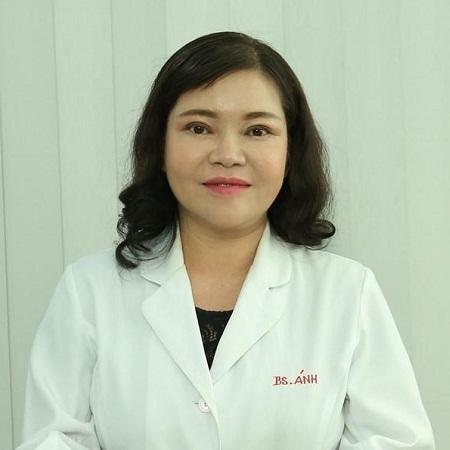 Tiến sĩ - chuyên gia da liễu Trần Ngọc Ánh