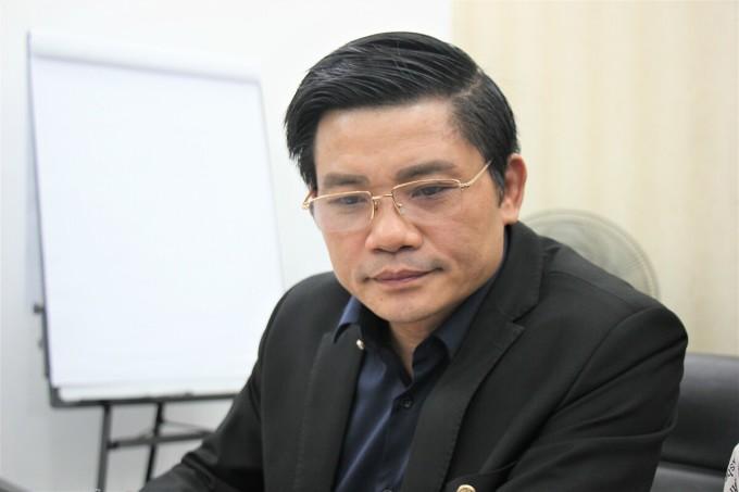 Bác sĩ Nguyễn Duy Ánh - Giám đốc Bệnh viện Phụ sản Hà Nội