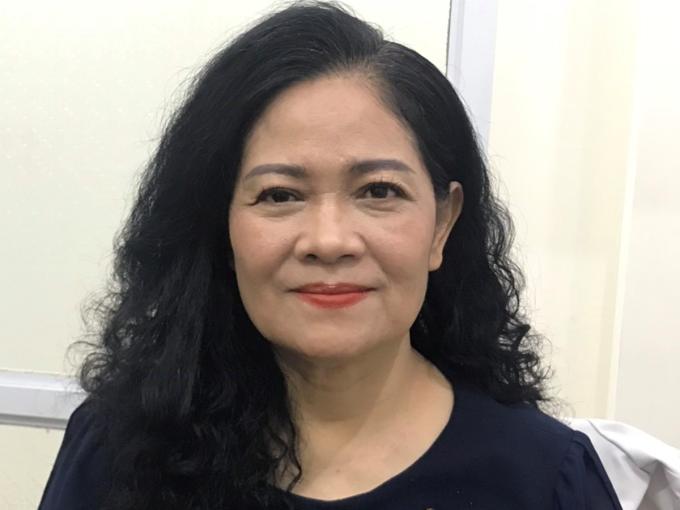 PGS.TS Nguyễn Thị Lâm.