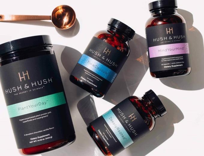 Các sản phẩm Hush & Hush được người tiêu dùng đánh giá cao, trỗ trợ làm đẹp da, duy trì nhan sắc.