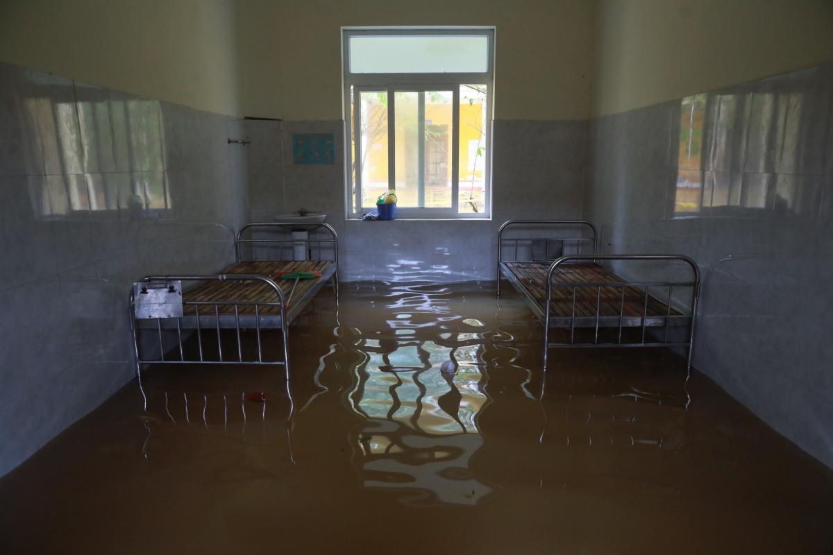 Bệnh viện trong cơn