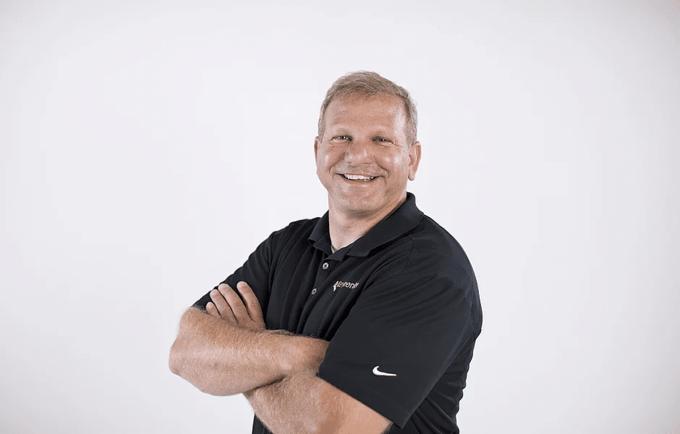 Aaron Marshall, CEO của công ty bất động sản Keyrenter Franchise, Mỹ. Ảnh: Cash Flow is King