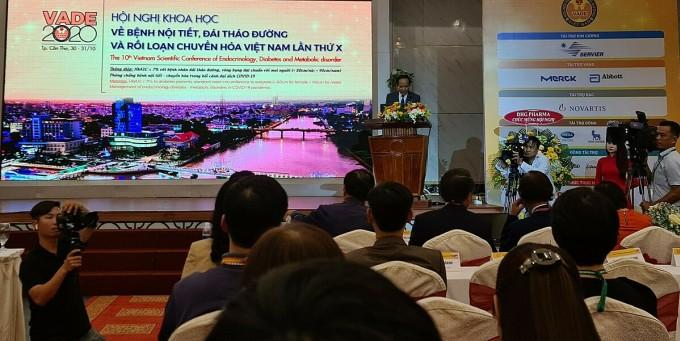 Hành trình Số 7 – Điều kỳ diệu của bệnh nhân đái tháo đường  cung cấp kiến thức giúp người dân bảo vệ sức khỏe.  Ảnh: Hội Nội tiết và Đái tháo đường Việt Nam.