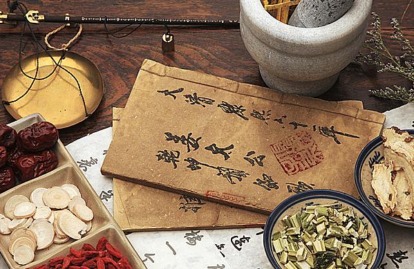 Một số vị thuốc Đông y Trung Quốc. Ảnh Firefly Chi