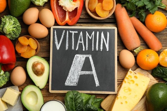 Cách chăm sóc, bổ sung vitamin A cho mắt