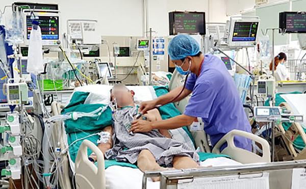 Kháng kháng sinh tăng mạnh ở Việt Nam