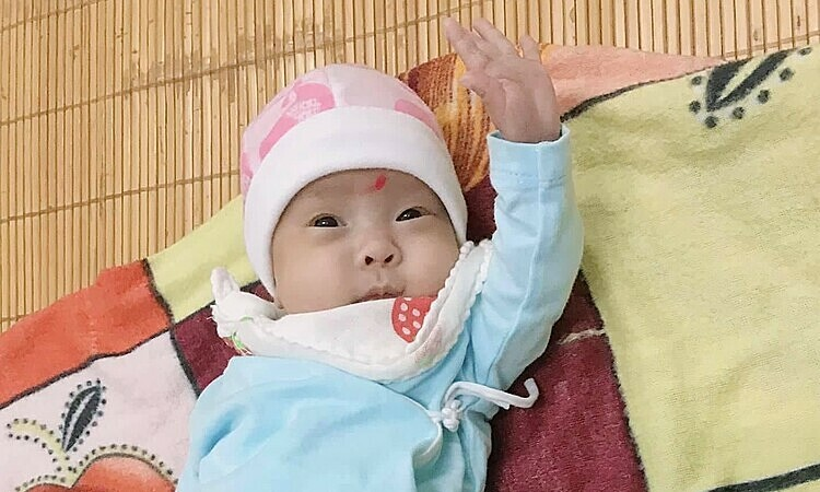Kỳ tích nuôi sống bé sinh non nhẹ nhất Việt Nam