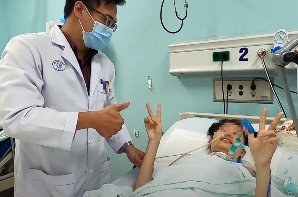 Bệnh nhân ngộ độc pate Minh Chay xuất viện sau 4 tháng