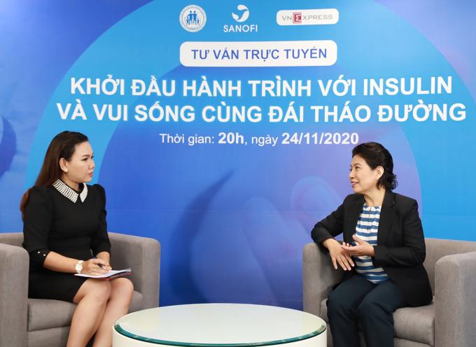 Phó giáo sư, tiến sĩ, bác sĩ Nguyễn Thị Bích Đào chia sẻ về cách sử dụng