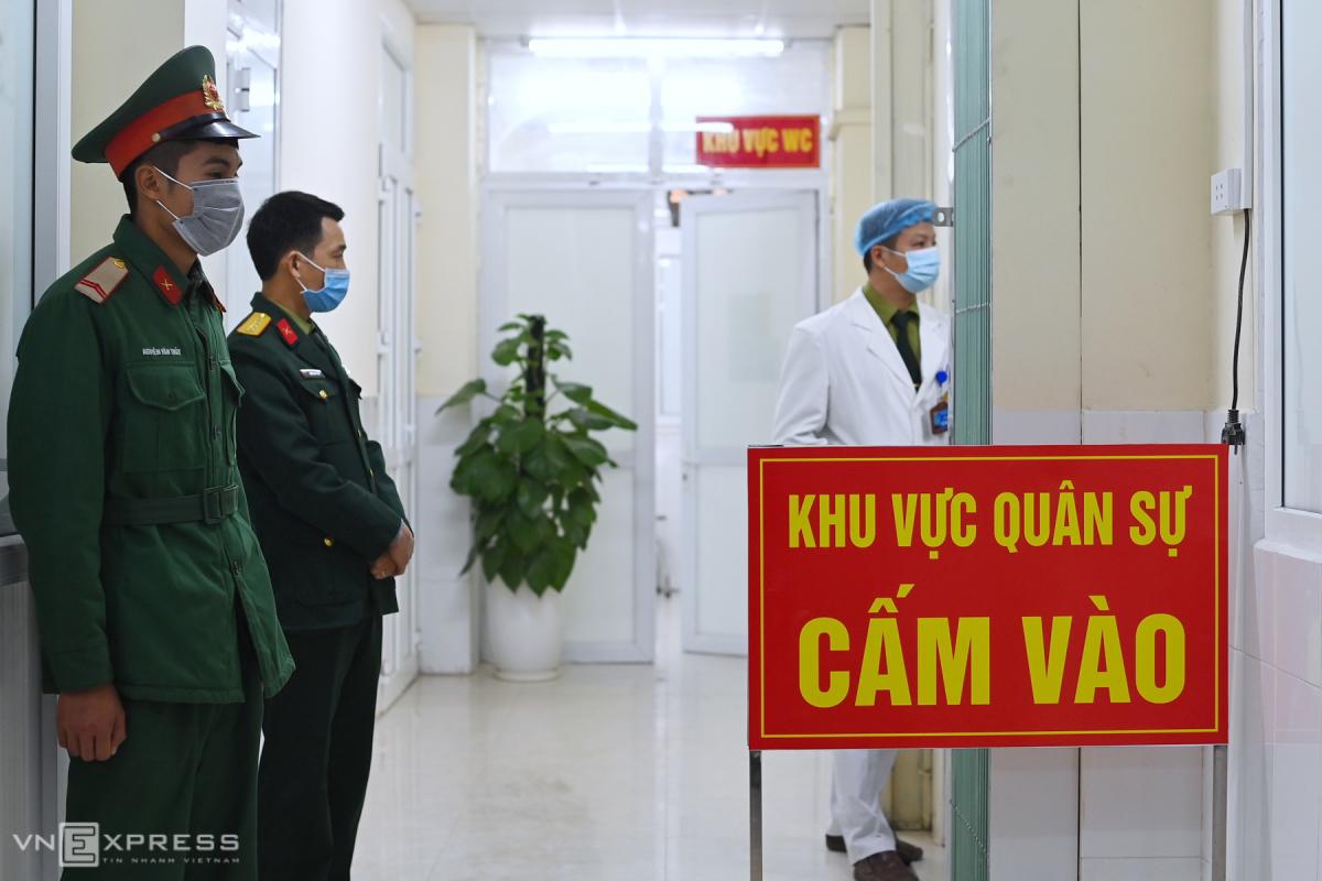 Lần đầu thử nghiệm trên người vaccine Covid-19 Việt Nam
