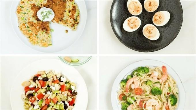 Chế độ ăn Địa Trung Hải được xếp hạng cao nhất trong danh sách Những chế độ ăn kiêng tốt nhất của U.S. News & World Report 2021. Ảnh: Today.