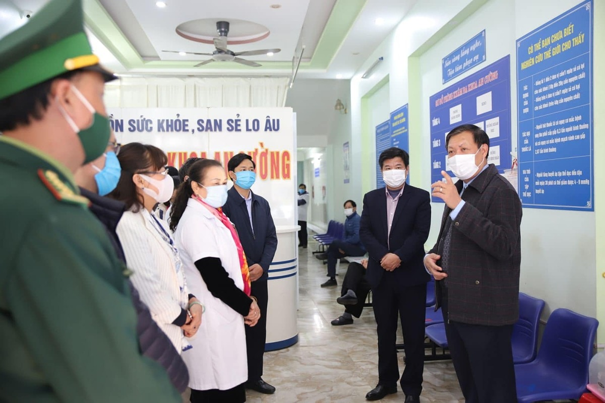 Siết chặt biên giới khi Trung Quốc tái bùng phát dịch