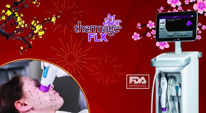 Thermage FLX đánh tan nỗi sợ già của nhiều người.