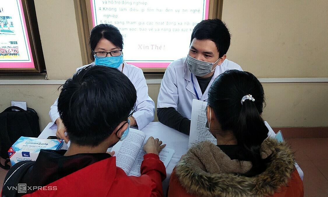 Bắt đầu tuyển người thử nghiệm vaccine Covivac