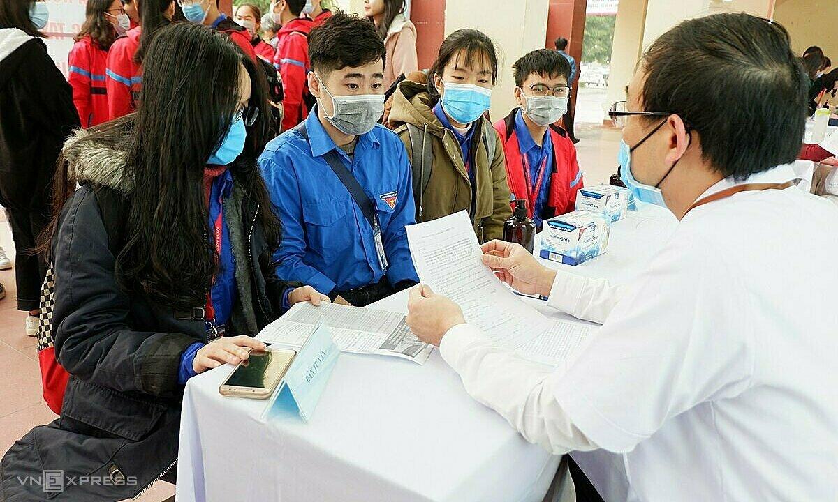Ba giai đoạn thử nghiệm vaccine Covivac