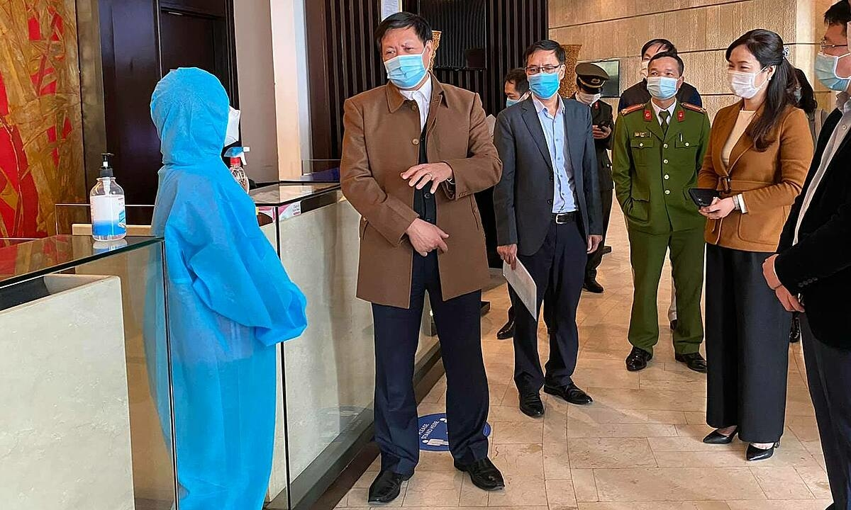 Quảng Ninh lập 1.500 chốt kiểm tra Covid-19