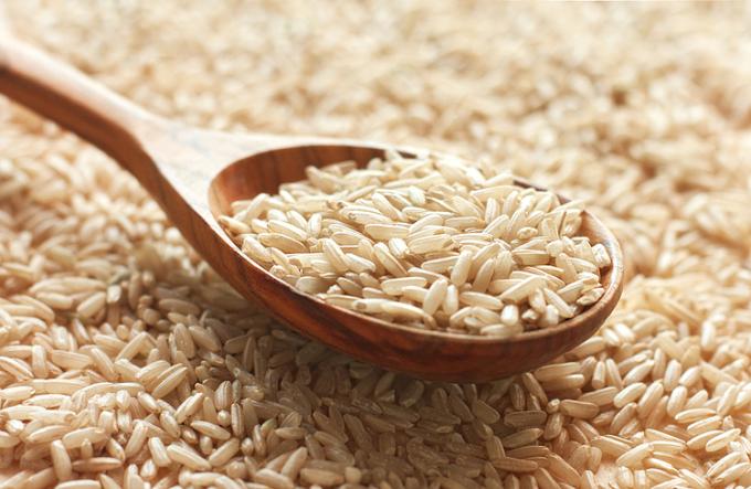 Gạo lứt chứa nhiều chất xơ hơn các loại gạo khác. Ảnh: Livescience