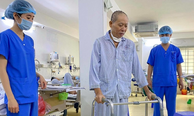 Cứu sống bệnh nhân 'đã chuẩn bị hậu sự'