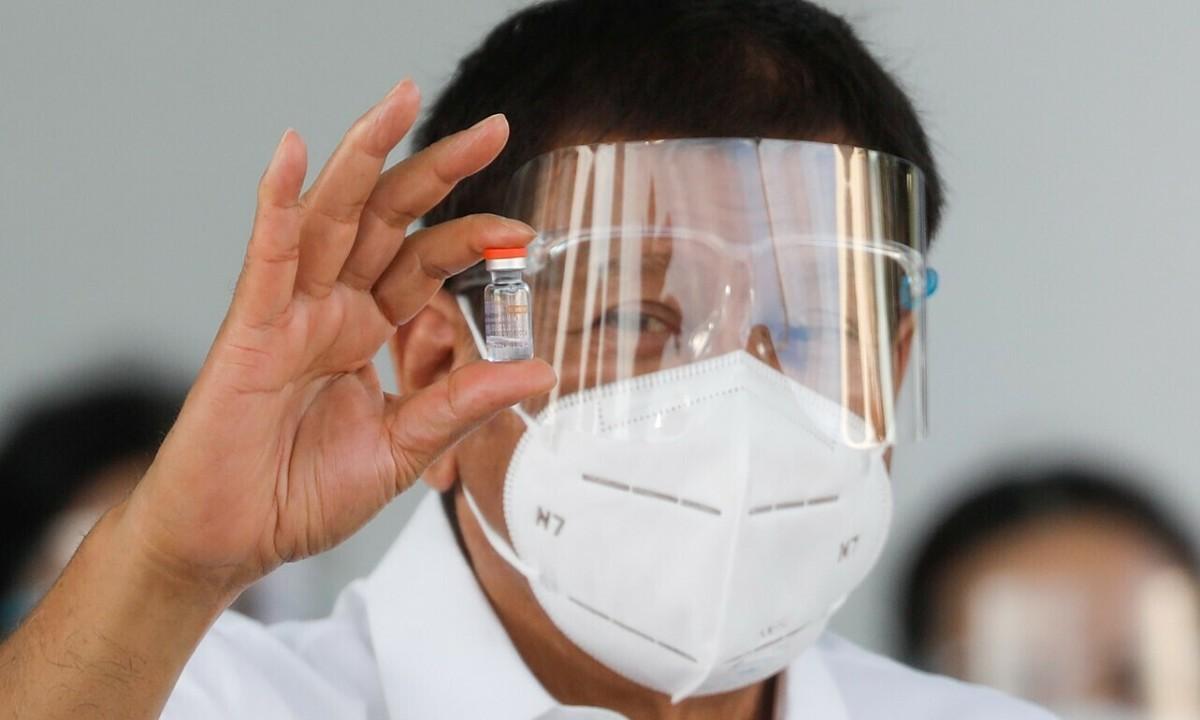 Người Philippines hoài nghi vaccine Covid-19 Trung Quốc