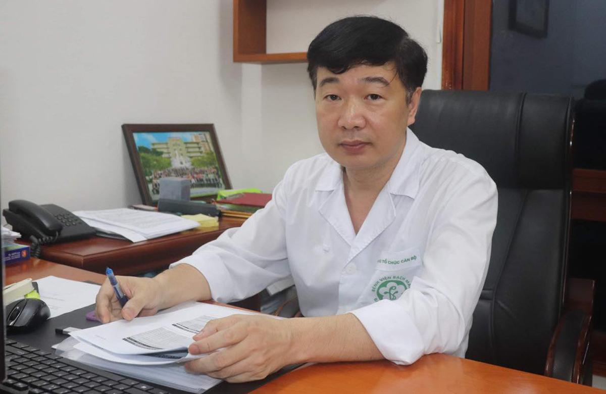 Lãnh đạo Bệnh viện Bạch Mai: 'Không có chảy máu chất xám'