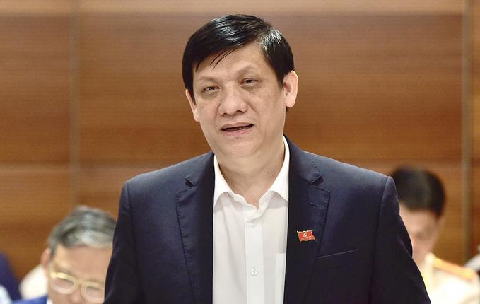 Bộ trưởng Y tế chia sẻ với Campuchia hai bài học chống Covid-19
