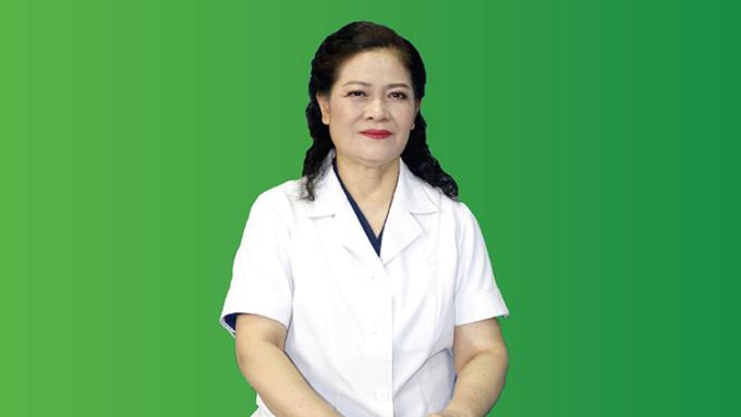 Phó giáo sư, Tiến sĩ, Bác sĩ Nguyễn Thị Lâm, nguyên Phó viện trưởng viện Dinh dưỡng Quốc gia.