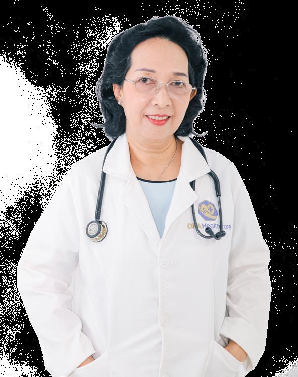 Bác sĩ Huỳnh Thị Phương Loan hiện đang tư vấn trực tuyến trên ứng dụng Pulse by Prudential.