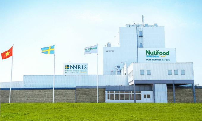Viện Nghiên cứu Dinh dưỡng Nutifood Thuỵ Điển – NNRIS là nơi nghiên cứu các giải pháp dinh dưỡng chuẩn cao châu Âu, dành riêng cho thể trạng đặc thù của người Việt.