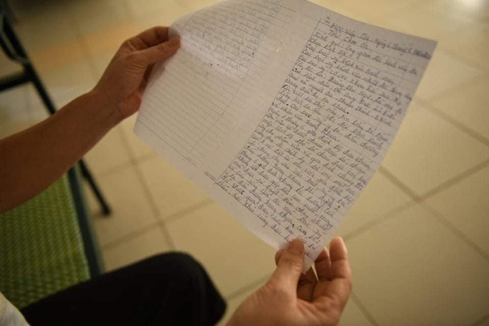 Lá thư người mẹ gửi y bác sĩ cứu con khỏi tử thần