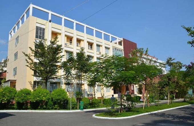 Một khối nhà thuộc một nửa chuyên tiếp nhận điều trị bệnh phổi không do lao tại BV Phạm Ngọc Thạch sẵn sàng tiếp nhận bệnh nhân Covid-19. Ảnh:Sở Y tế TP HCM.