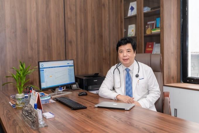 TS. BS. Trương Hồng Sơn khuyên bố mẹ dùng thước đo BMI để xác định đúng thể trạng trẻ