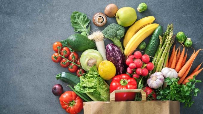 Nhiều loại thực phẩm có khả năng giúp tăng cường hệ miễn dịch. Ảnh: