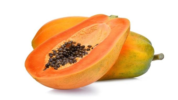 Đu đủ là một trong những loại quả giàu vitamin C và các chất chống oxy hóa, tăng cường sức khỏe. Ảnh: Istock