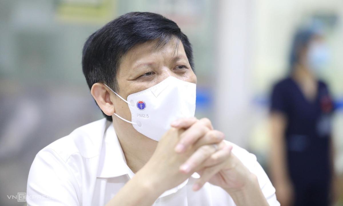 Bộ trưởng Y tế tha thiết kêu gọi y tế tư nhân TP HCM chống Covid-19