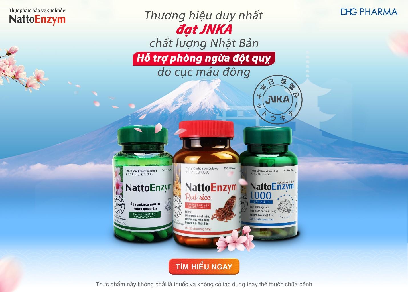 4 tiêu chí xét duyệt sản phẩm chứa Nattokinase phòng đột quỵ - 2