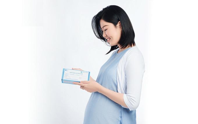 triSure NIPT hiện là lựa chọn đầu tiên của nhiều thai phụ Việt Nam. Ảnh: