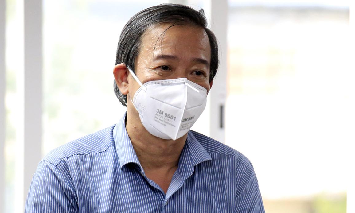 'Nếu ghi nhận thêm 150.000 ca nhiễm, tỷ lệ tử vong ở TP HCM giảm'