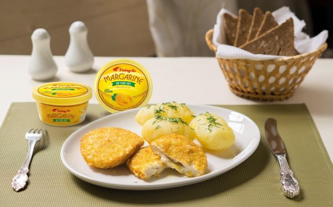 Bơ thực vật margarine Tường An được nhiều người tiêu dùng Việt chọn lựa vì sức khỏe của gia đình từ năm 1977.