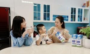 Bí quyết chọn sữa cho con của Thanh Thảo, Chúng Huyền Thanh